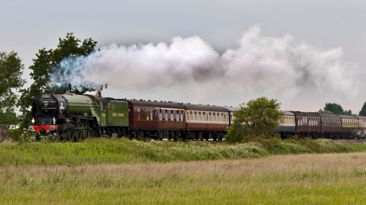 Tornado could soon be seen at even greater speeds on the main line. Photo by Smudge 9000 on Flickr.