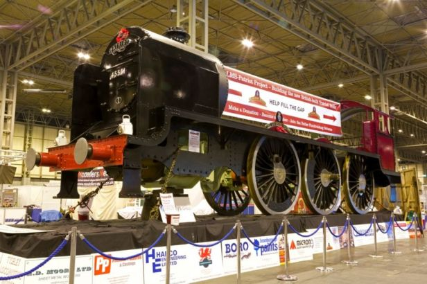 The Unknown Warrior at the Warley show, November 2013